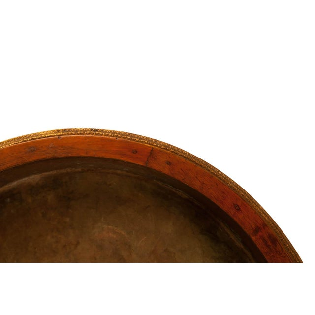 19th Century Russian Mahogany Wine Cooler Jardiniere For Sale - Image 9 of 10