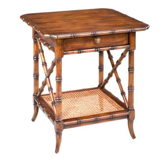 Far East Lamp Table For Sale