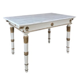 Image of Neoclassical Console Tables