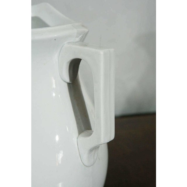 19th Century English White Ironstone Pitchers - Individual For Sale In Los Angeles - Image 6 of 9