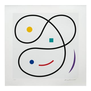 """Expressions"" Screen Print Limited Edition 0f 25 For Sale"