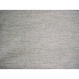 Brunschwig & Fils Esker Seafoam Ethnic Weave Upholstery Fabric - 3 5/8 Yards For Sale
