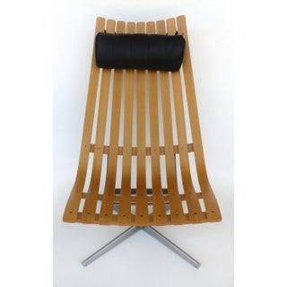 Scandia Senior Bentwood Swivel Chair by Hans Battrud Norway C2010 Preview