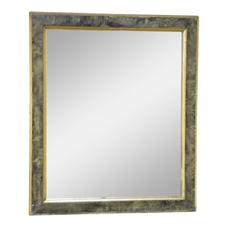 19th Century American Painted Frame Mirror For Sale