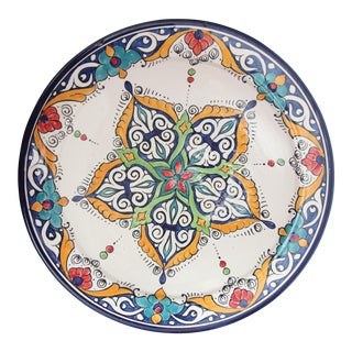 Atlas Flower Blossom Plate For Sale