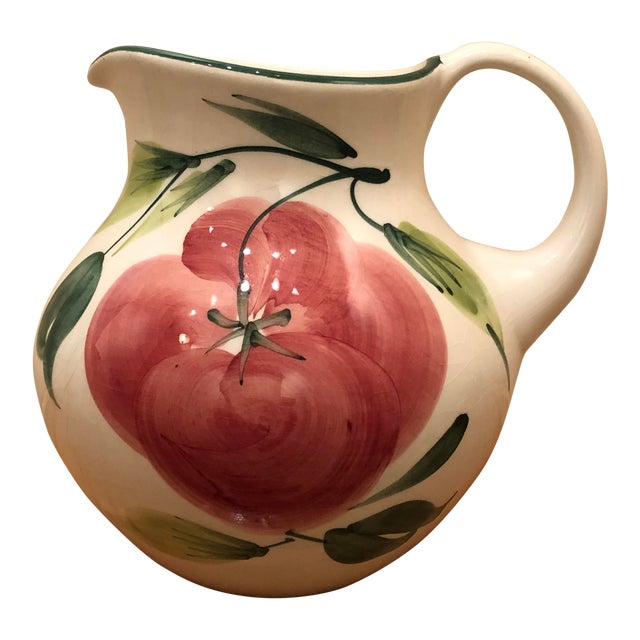 Final Week! Vintage Pizzato Pitcher Hand Made in Italy For Sale