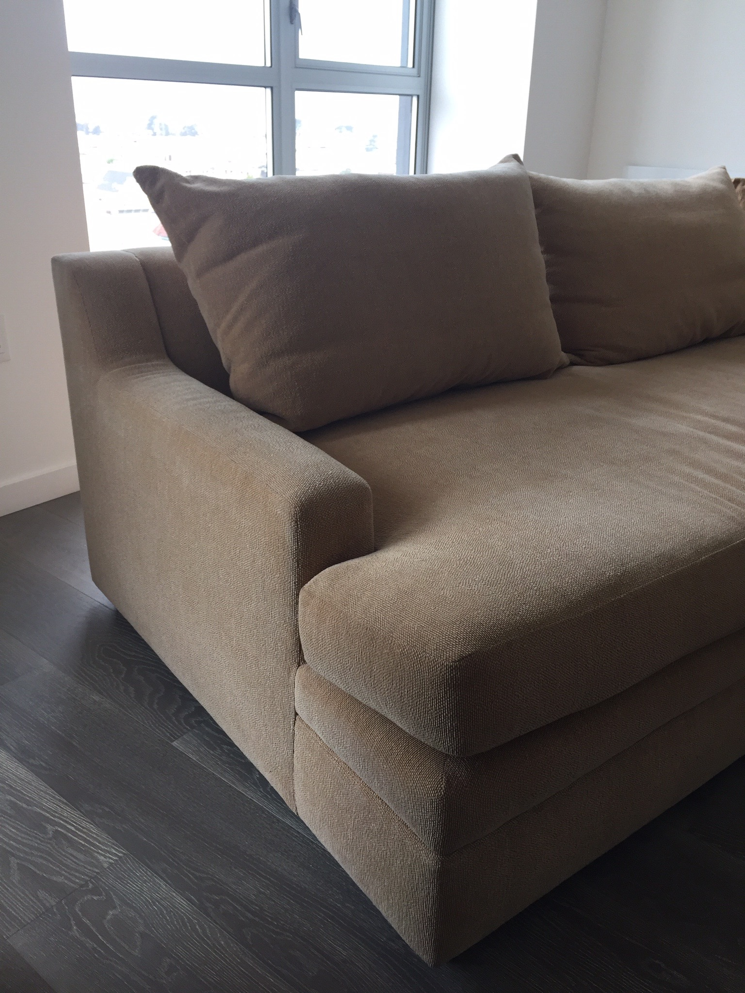 Exceptional Kroll Furniture Custom Sofa Sectional   Image 4 Of 10