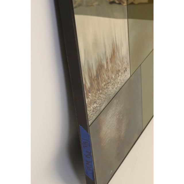 2010s Modern Luxembourg Wall Mirror For Sale - Image 5 of 8