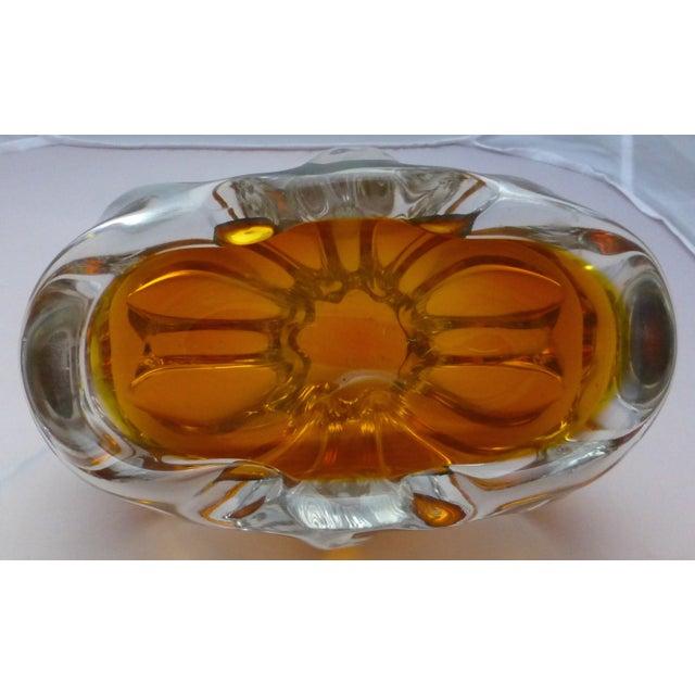 Mid-Century Seguso Murano Glass Dish - Image 7 of 7