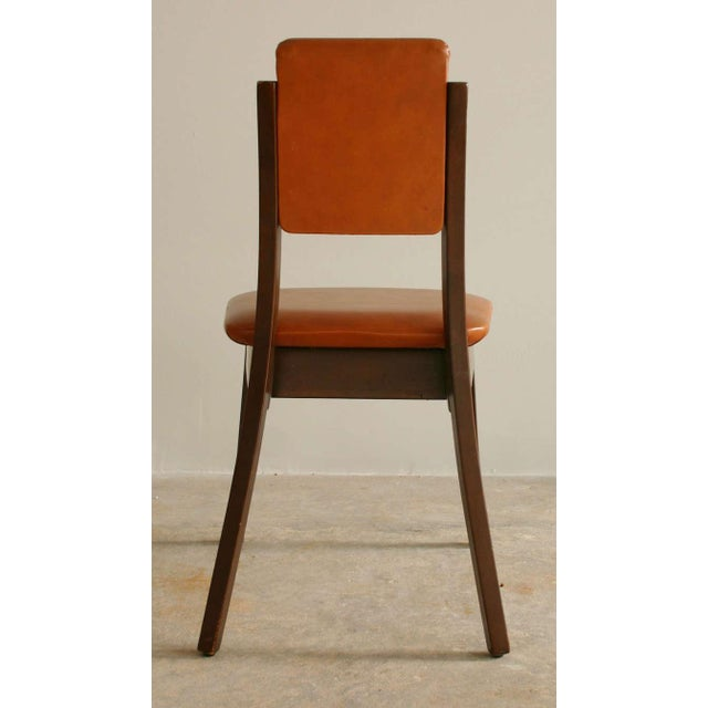Angelo Mangiarotti Set of 6 Dining Chairs - Image 3 of 3