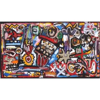 """Mythology of Love"" Original Artwork by Jonas Fisch For Sale"