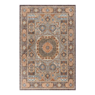 "Fairview Phillip Traditional Area Rug - 7'10"" x 10'3"" For Sale"