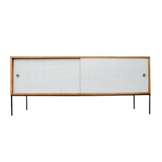 Low Mid-Century Modern Credenza / Sideboard by Paul McCobb For Sale