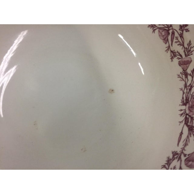 Traditional University of California Berkeley Wedgwood Punch Bowl Cups Dinner Plates For Sale - Image 3 of 11