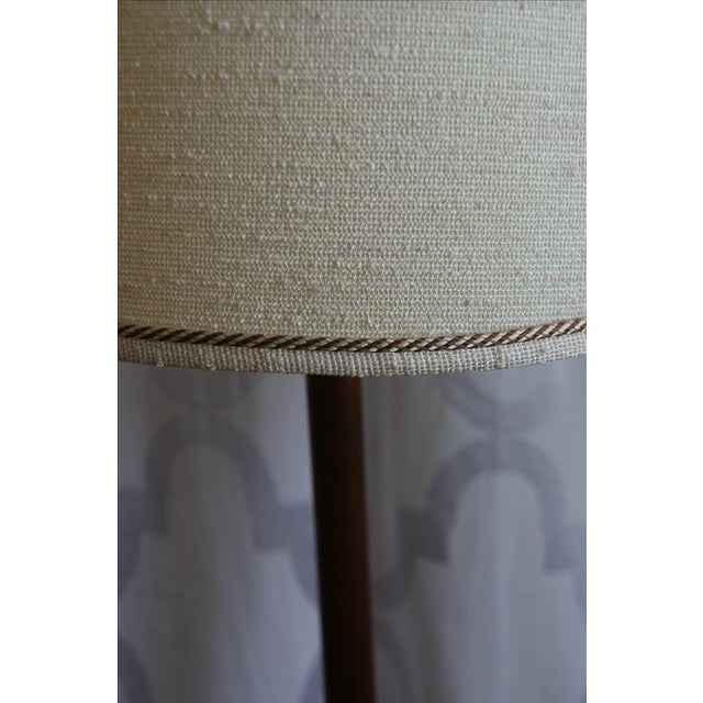 Mid-Century Briard Style Side Table Floor Lamp For Sale - Image 10 of 10