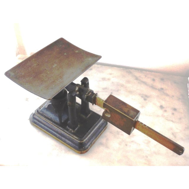 Silver Fairbanks Rotating Beam Postal Scale For Sale - Image 8 of 10