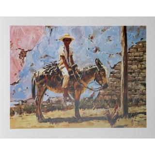 Duane Bryers, Miguel , Lithograph For Sale
