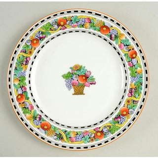 1950s Wedgwood Manilla Luncheon Plate - Set of 12 Preview