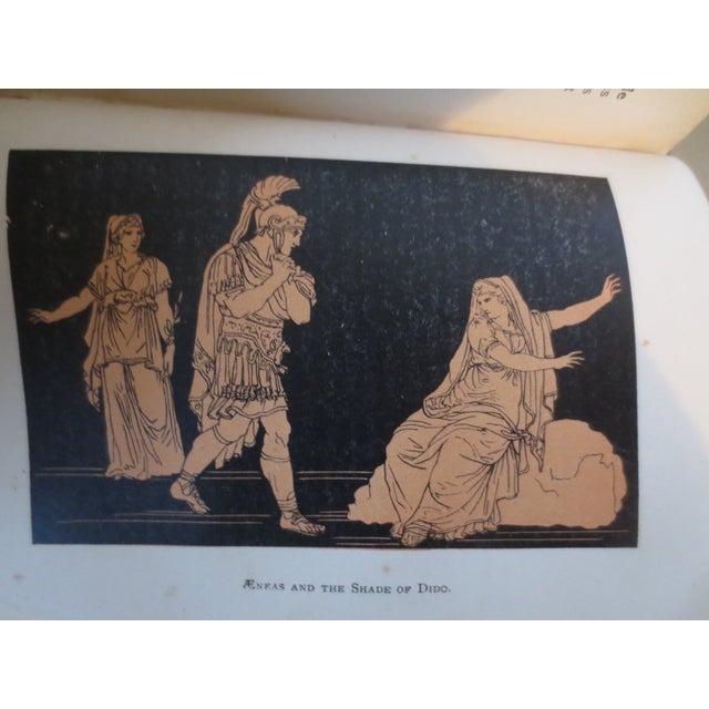 Antique 'Stories of the Iliad & the Aeneid' Book - Image 8 of 8