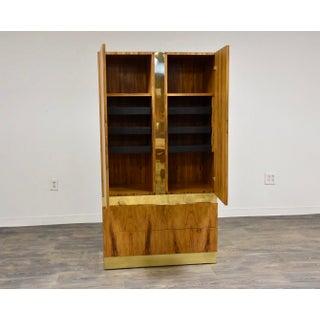 Milo Baughman for Thayer Coggin Armoire Dresser Preview