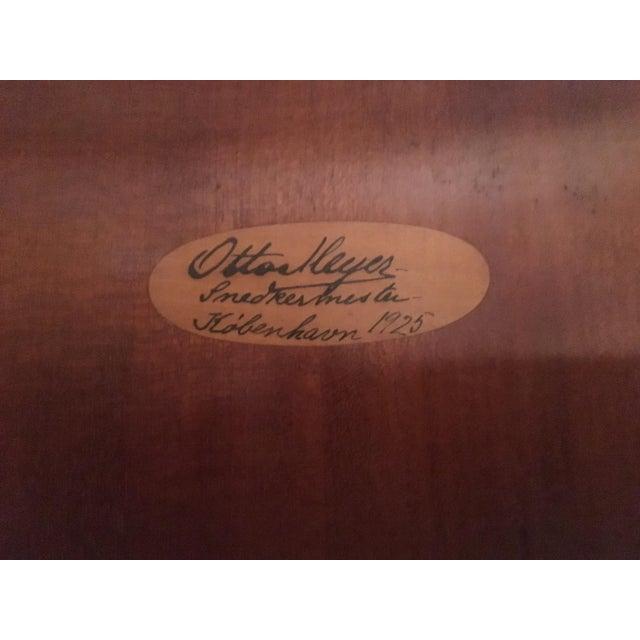 Wood 1925 Copenhagen Otto Meyer Armoire For Sale - Image 7 of 8