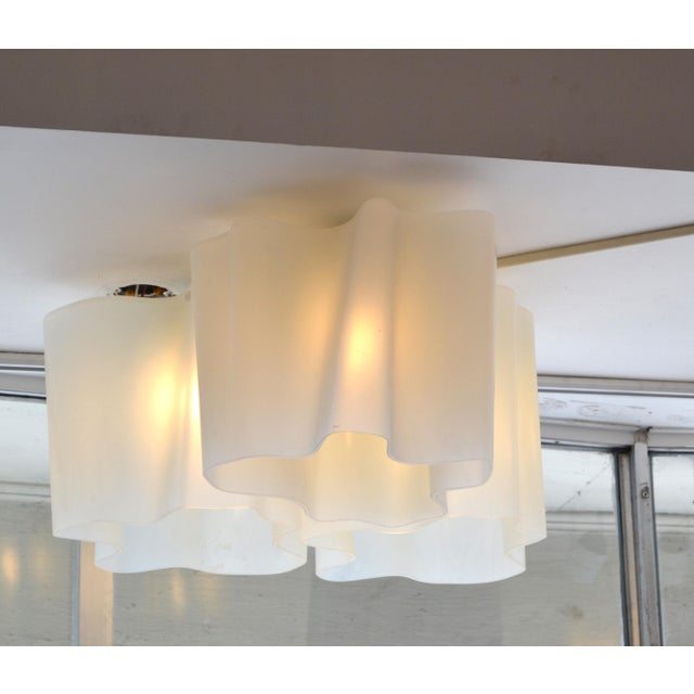 Modern Logico Triple Nested Semi-Flush Mount by Artemide Italy For Sale - Image 12 of 12