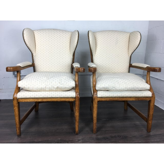 Minton-Spidell English Barber Chairs - a Pair - Image 2 of 10