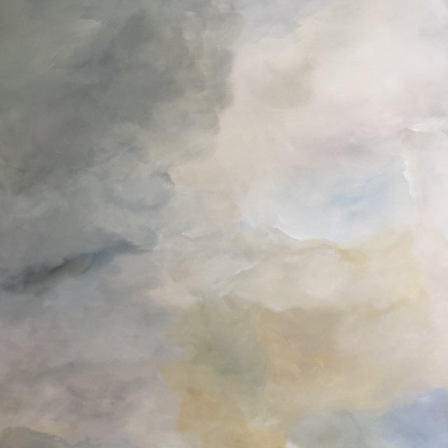 'Southern Clouds' Original Painting For Sale - Image 5 of 7
