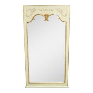 John Widdicomb Italian Style Paint Mirror For Sale