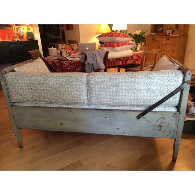 Antique Gustavian Daybed - Image 10 of 11