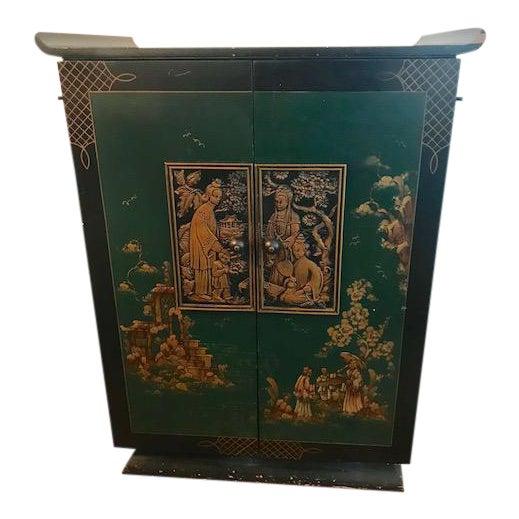 1930's Vintage Bar Cabinet For Sale