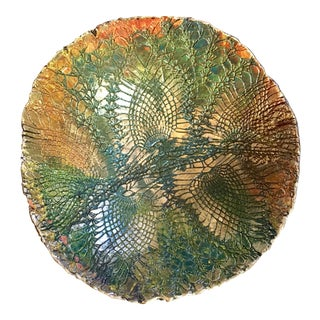 Cuban Handmade Decorative Bowl