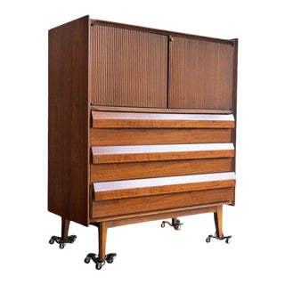1960s Lane First Edition Gentleman's Chest For Sale