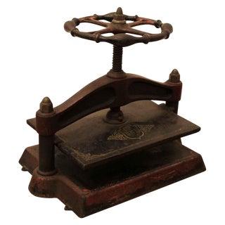 Antique Red Book Press