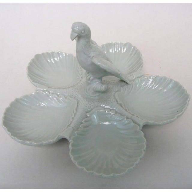 Celadon Porcelain Serving Bowl - Image 4 of 7