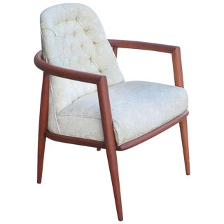Slipper Chair by T.H. Robsjohn-Gibbings for Widdicomb For Sale