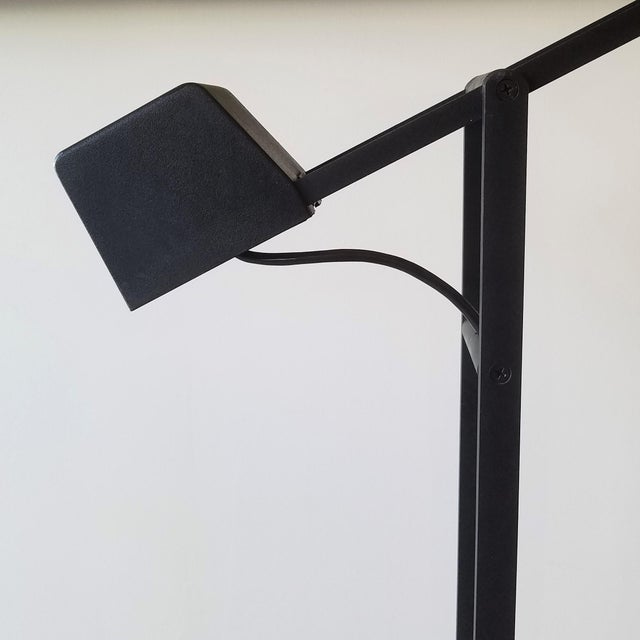 1980s Artup Crane Floor Lamp For Sale In Seattle - Image 6 of 13