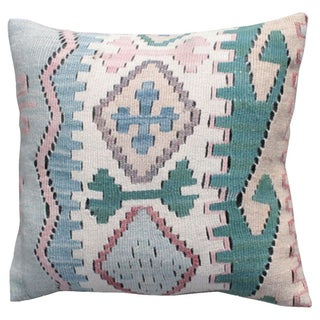 "Turkish Rug 15"" X 15"" Pillow Sham"