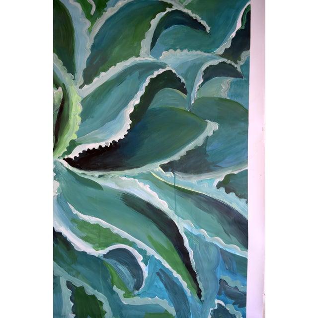 'Gypsophila' Acrylic Painting - Image 7 of 8