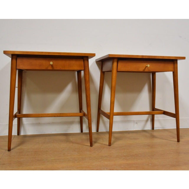 Paul McCobb Planner Group Nightstands - a Pair - Image 11 of 11