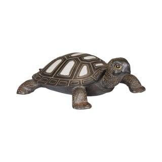 Freeman & McFarlin California Pottery Turtle For Sale