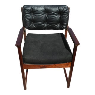 Mid-Century Modern Triad Manufacturing Side Chair For Sale