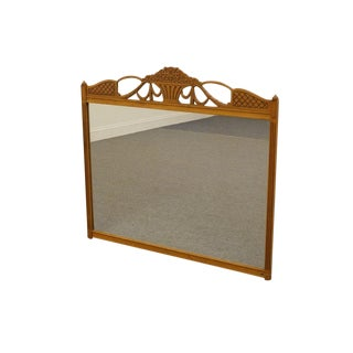 Vintage Mid Century Rway Furniture Country Mirror For Sale