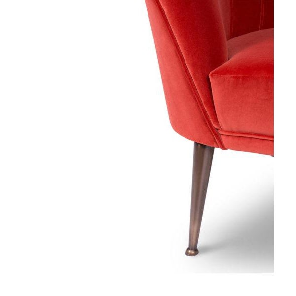 Covet Paris Andes Armchair For Sale - Image 6 of 10