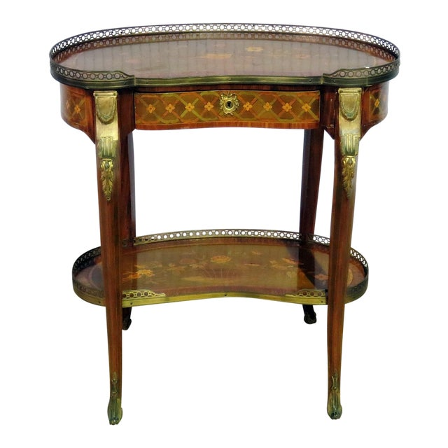 20th Century Louis XV Style Accent Table For Sale