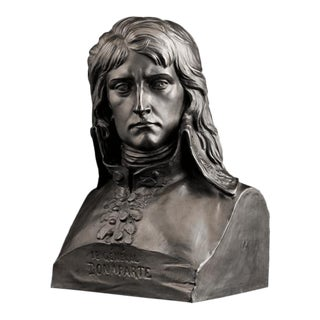 Terracotta Bust of Napoleon as General