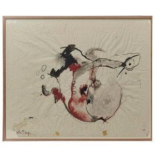 Marta P. Crespo Painting