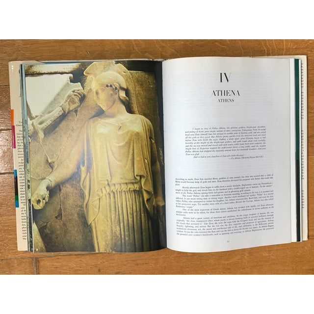 1960s Vintage 1968 Greece, Gods and Art Book Alexander Liberman For Sale - Image 5 of 7
