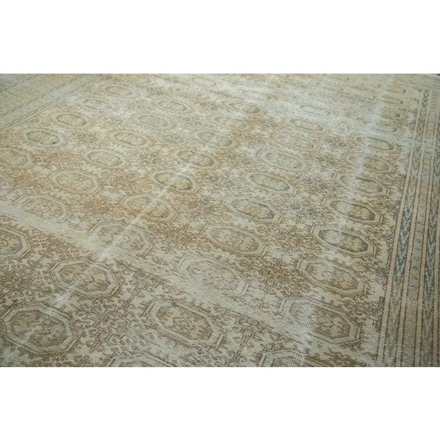 "Vintage Distressed Kaisary Carpet - 6'7"" x 9'5"" - Image 6 of 10"