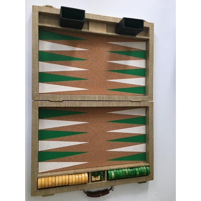 Vintage Backgammon Set - Image 2 of 8